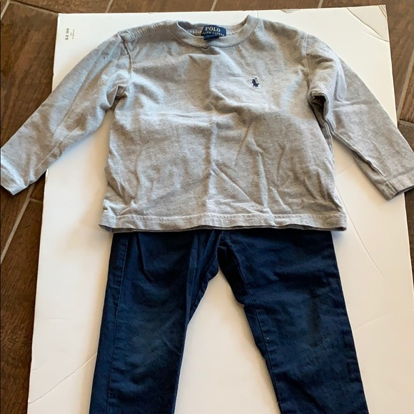 Toddler Boys 2 piece Outfit